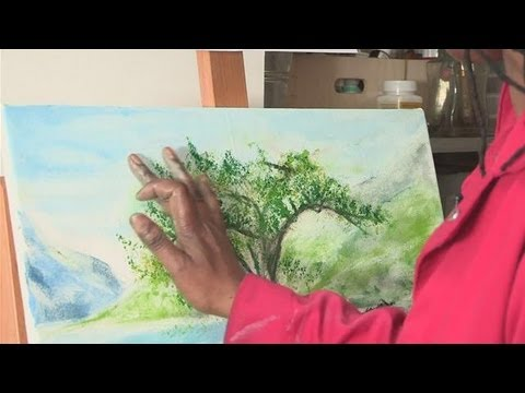 How To Paint Different Textures With Oil Paints YouTube