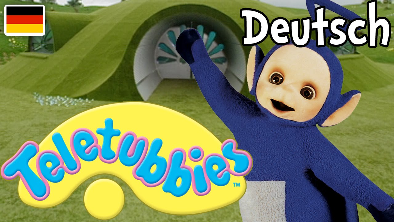 teletubbies auf deutsch h pfen youtube. Black Bedroom Furniture Sets. Home Design Ideas