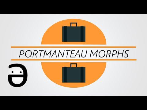 Portmanteau Morphs