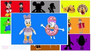 Los colores con Mickey Mouse en español | Para niños chiquitos |  Toysurprise