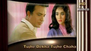 Tujhe Dekha Tujhe Chaha | Suhane Pal | Chhoti Si Mulaqat 1967 | Vipin Sachdeva | Sadhana Sargam | HD