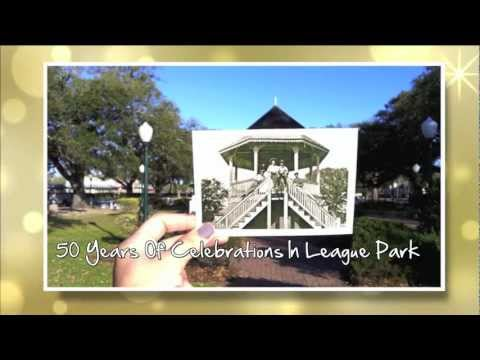 League City's 50th Birthday Celebration At League Park