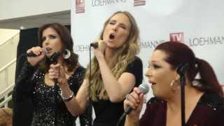 "Wilson Phillips performing ""Release Me"" live in Los Angeles (4-15-12)"
