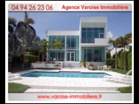 Av immo immobilier luxe prestige var standing var cote d 39 azur youtube for Immobilier luxe prestige