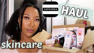 $100 Sephora Skincare Haul | Fresh Beauty, Sephora Collection, & more!