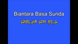 Biantara Basa Sunda | Pidato Bahasa Sunda