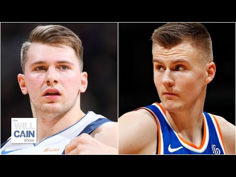 Kristaps Porzingis should be with Mavericks for long haul - Frank Isola | Will Cain Show