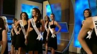 MISS USA 2006 Top 15 Announcement