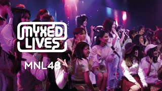 Download lagu A Day In The Life Of MNL48 | MYXED LIVES