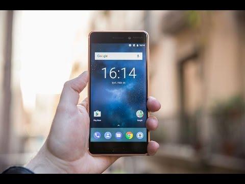 Nokia 6 ön inceleme - Beklenen Android