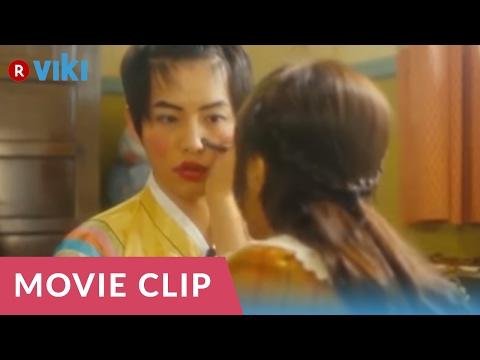 A Werewolf Boy  Song Joong Ki Wears A Womans Hanbok Eng Sub
