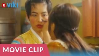 A Werewolf Boy   Song Joong Ki Wears A Woman's Hanbok [Eng Sub]