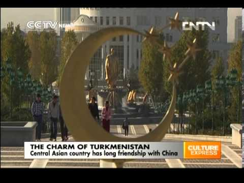 Turkmenistan has long friendship with China
