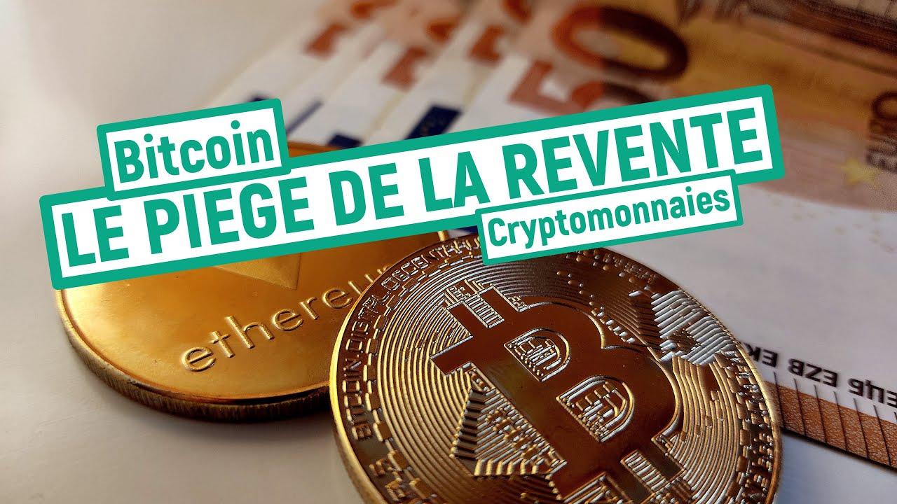 Revendre ses Bitcoin : un Piège énorme à éviter !!