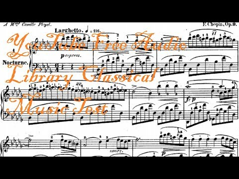 YouTube Free Audio Library Classical Music Test