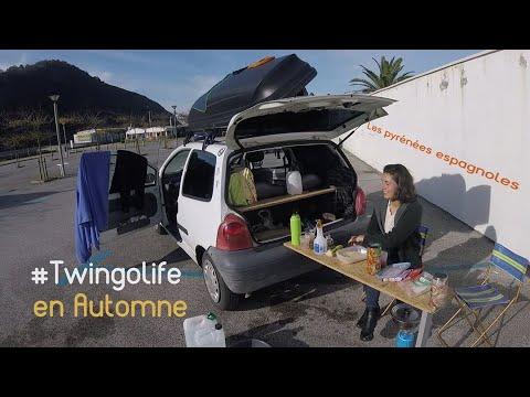 3. Le rêve abordable - 15 jours dans les Pyrénées Espagnoles en Twingo camping-car