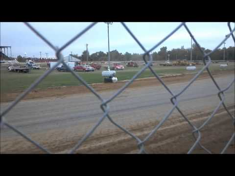 Jeran Frailey at Thunderbird Speedway