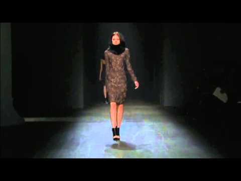 Yigal Azrouël | Fall Winter 2013/2014 Full Fashion Show | Exclusive
