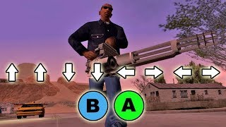 10 Video Game Cheat Codes That Changed Your Life