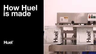 Devon to Doorstep - How Huel is made