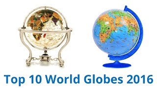 10 Best World Globes 2016