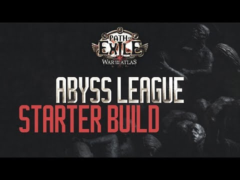 Path Of Exile 3.1 Abyss HC - Starter Build. Crit Freezing Pulse Inquisitor