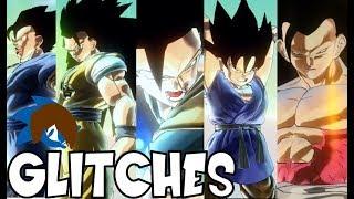 Dragon Ball Xenoverse 2 Glitches: How to Have Black Super Saiyan Hair! 100% Always Works! - Johnic