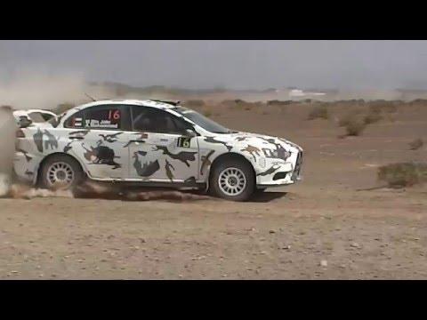 Mansour Bin Jabr   Dubai International Rally 2015   Day 2
