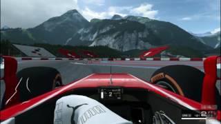 Raceroom Racing Experience- FX Car Test