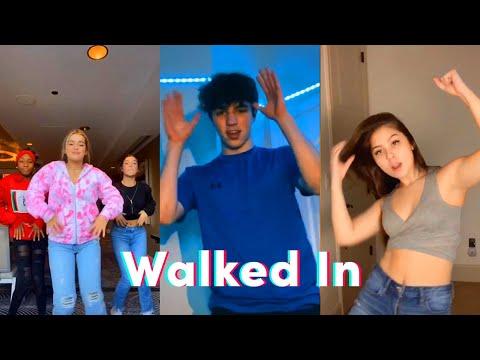 Walked in a House, I Got Fendi and Prada in my House TikTok Dance