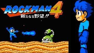 Rockman 4 – Aratanaru Yabō!! (FC)