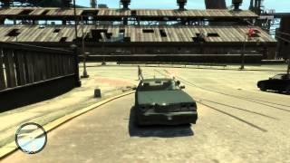 GTA 4 - русский цикл. 96 серия.