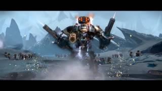 Dawn of War 3 — трейлер геймплея Pre-Alpha