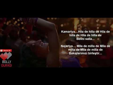 Kamariya (Remix) - STREE Nora Fatehi  Rajkummar Rao  Aastha Gill Divya Kumar