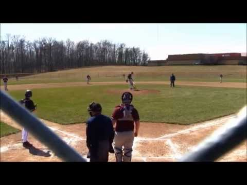 LHP Dylan Cyphert | vs. Venango Catholic High School | April 10, 2014