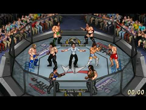 nL Live - BRAWL 4 ALL 2: MISAWA vs. TATANKA [Fire Pro Wrestling World]