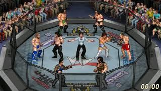 nL Live - BRAWL 4 ALL 2: MISAWA vs. TATANKA [Fire Pro Wrestling World]
