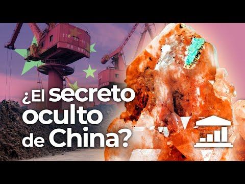 ¿Cómo CHINA puede CHANTAJEAR a OCCIDENTE? (Y ganar puntos en la GUERRA TECNOLÓGICA) - VisualPolitik