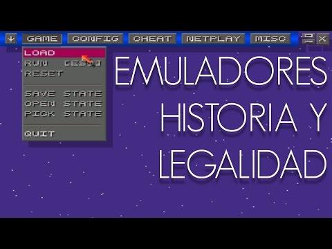 Historia de los emuladores y legalidad - Parte 1