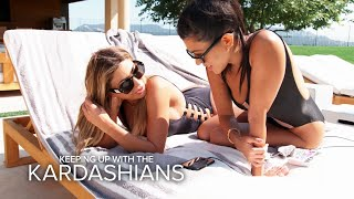 KUWTK | Kourtney Kardashian's House Is Infested With Tarantulas! | E!