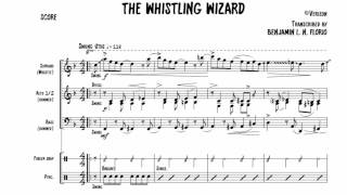 The Whistling Wizard Verizon Ringtone - SHEET MUSIC