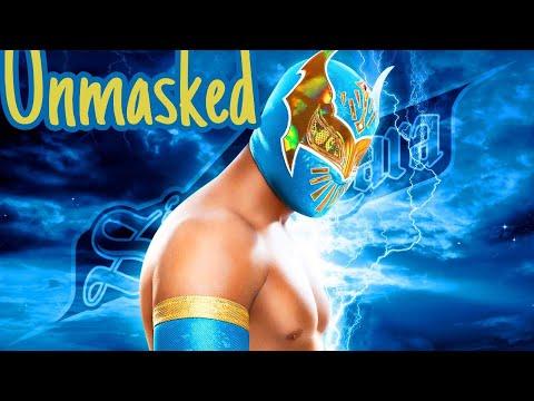 wwe sin cara unmasked youtube