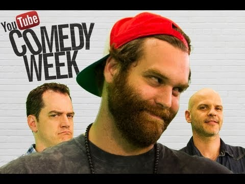 YouTube Comedy Week - Monday Rundown (#1 of 6)