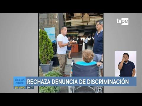 Gerente De La Panka Bordemar Niega Discriminación