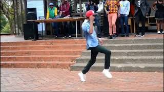 Patoranking AVAILABLE Dance Challenge