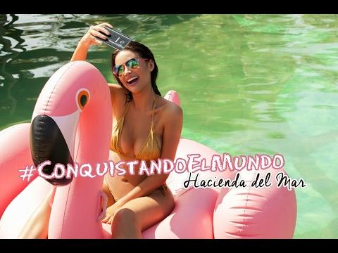 #ConquistandoElMundo - Hacienda del Mar | By Sheldry sáez