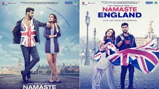 Namaste England Poster: Arjun & Parineeti Bring Back Ishaqzaade Magic With Their Crackling Chemistry