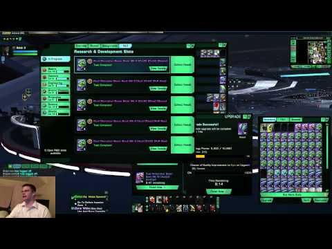 Star Trek Online - Research and Development with Saross