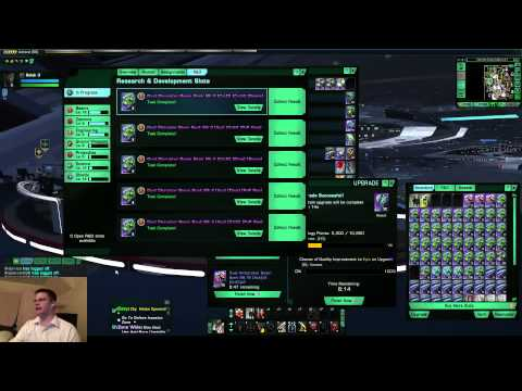 Star Trek Online - Research and Development with Saross