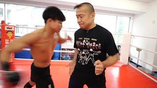 Battle legendary world champions! [Katsuo Tokashiki & Shinji Takehara & Takanori Hatayama]